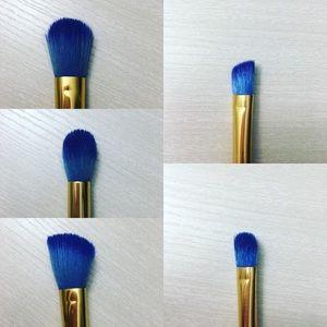 Eyes & Face Makeup Brush Set